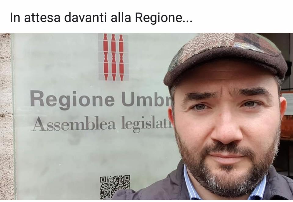 A GUBBIO L'ONOREVOLE GALLINELLA PER PARLARE DI AGRICOLTURA